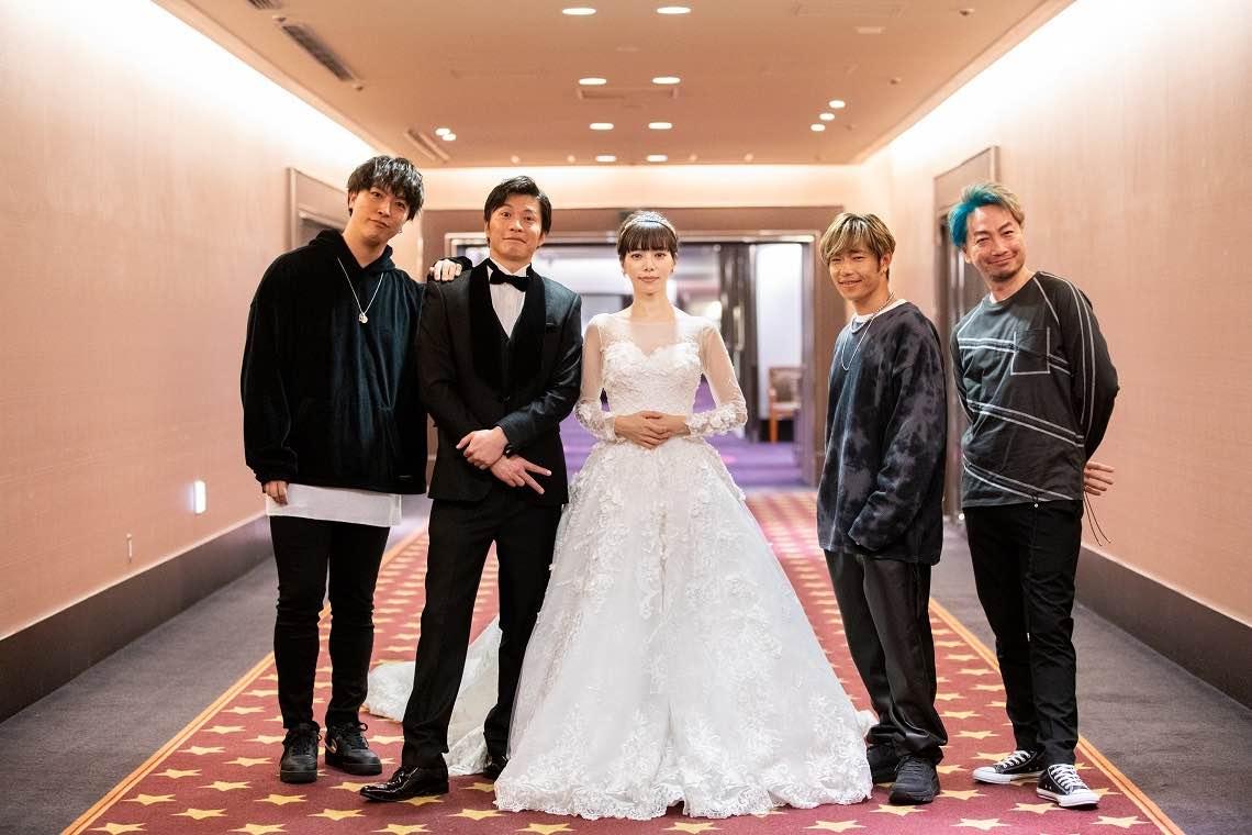 ソナーポケット、アルバムリード曲「80億分の1」のMVが完成!田中圭、桜井ユキが出演!