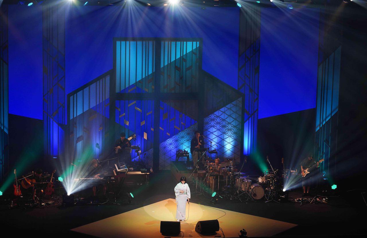 """川嶋あい、2年ぶりの開催となる8月20日公演「Ai Kawashima LIVE 2021 """"Welcome""""」オフィシャルライブレポート!"""
