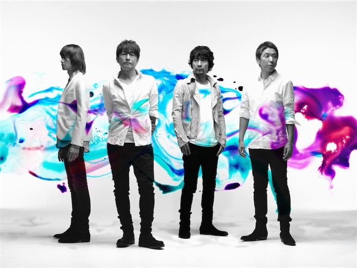 Mr.Children、LIVE DVD「Against All GRAVITY」ジャケット公開&ライブ映像解禁!