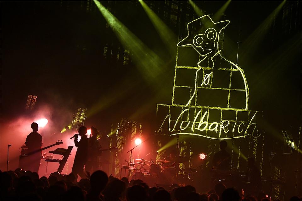 Nulbarich、圧巻演出で魅了した東京ドームシティホールでツアー終幕!