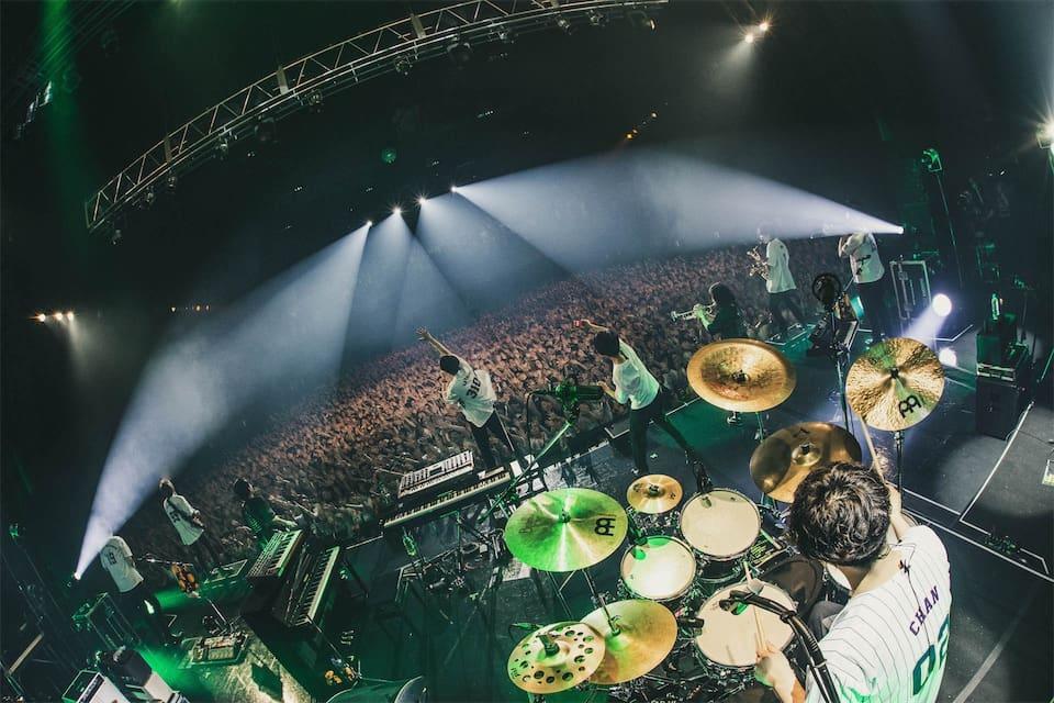Official髭男dism、Zepp DiverCityにてワンマンツアーのファイナル公演を開催!