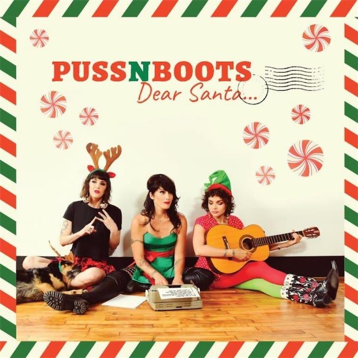 ノラ・ジョーンズによるガールズ・ユニット=プスンブーツからクリスマスプレゼント!