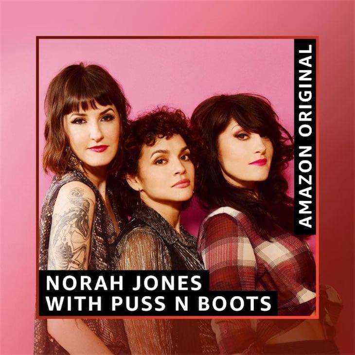 ノラ・ジョーンズによるガールズ・ユニット=プスンブーツ最新シングルを公開!