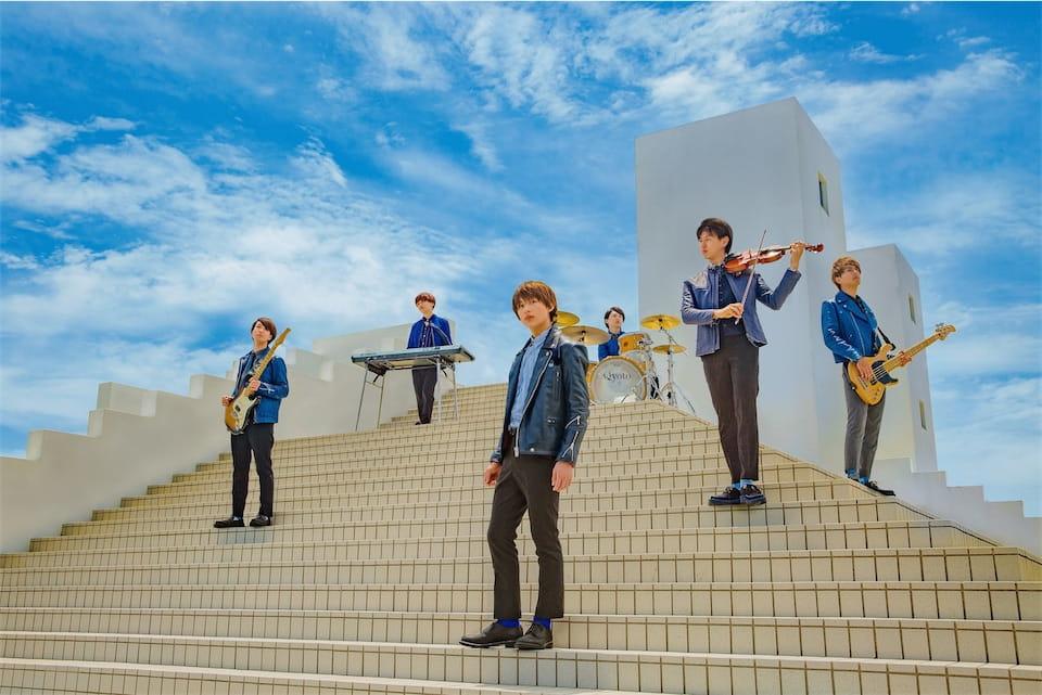 Qyoto、京セラドームにて新曲「君に伝えたストーリー」を初歌唱!