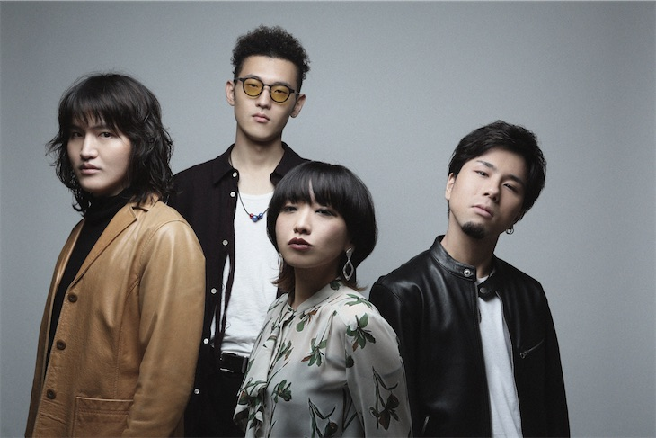 RAMMELLS、2ndミニアルバム「Beat generation」リリース決定!