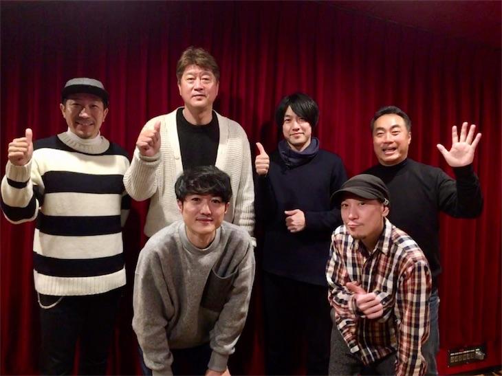 フジファブリック、新曲「オーバーライト」が3度目のJ SPORTS STADIUM野球中継テーマソングに決定!