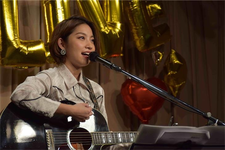 Rihwa、5周年記念全国ツアーの打ち上げパーティーをGYAO!にて生配信!