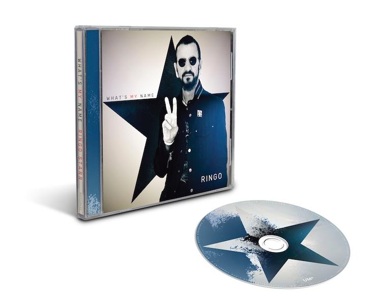 リンゴ・スター、ニューアルバム「ホワッツ・マイ・ネーム」発売決定!ジョンの楽曲のカヴァーにポールも参加!