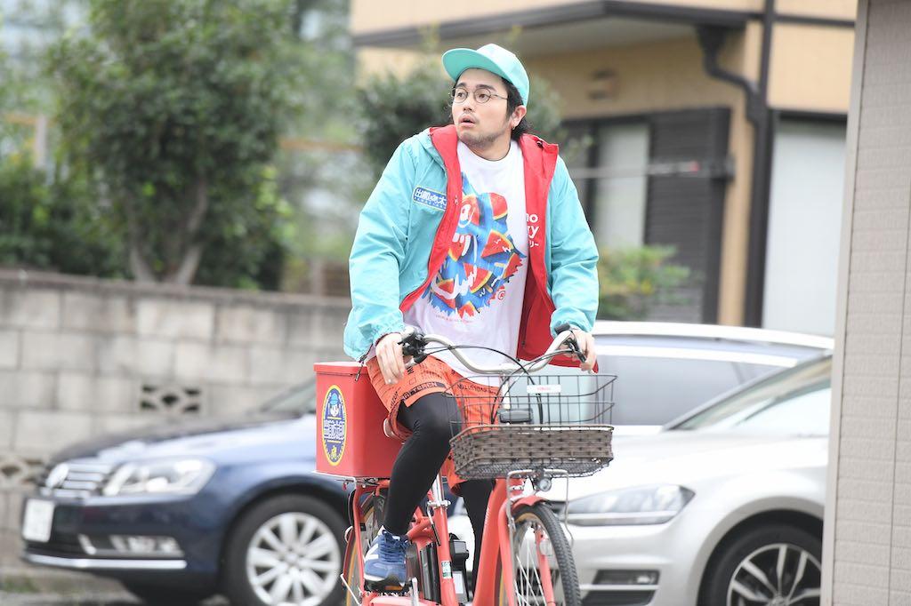 井口理(King Gnu)が「MIU404」の第7話にゲスト出演決定!