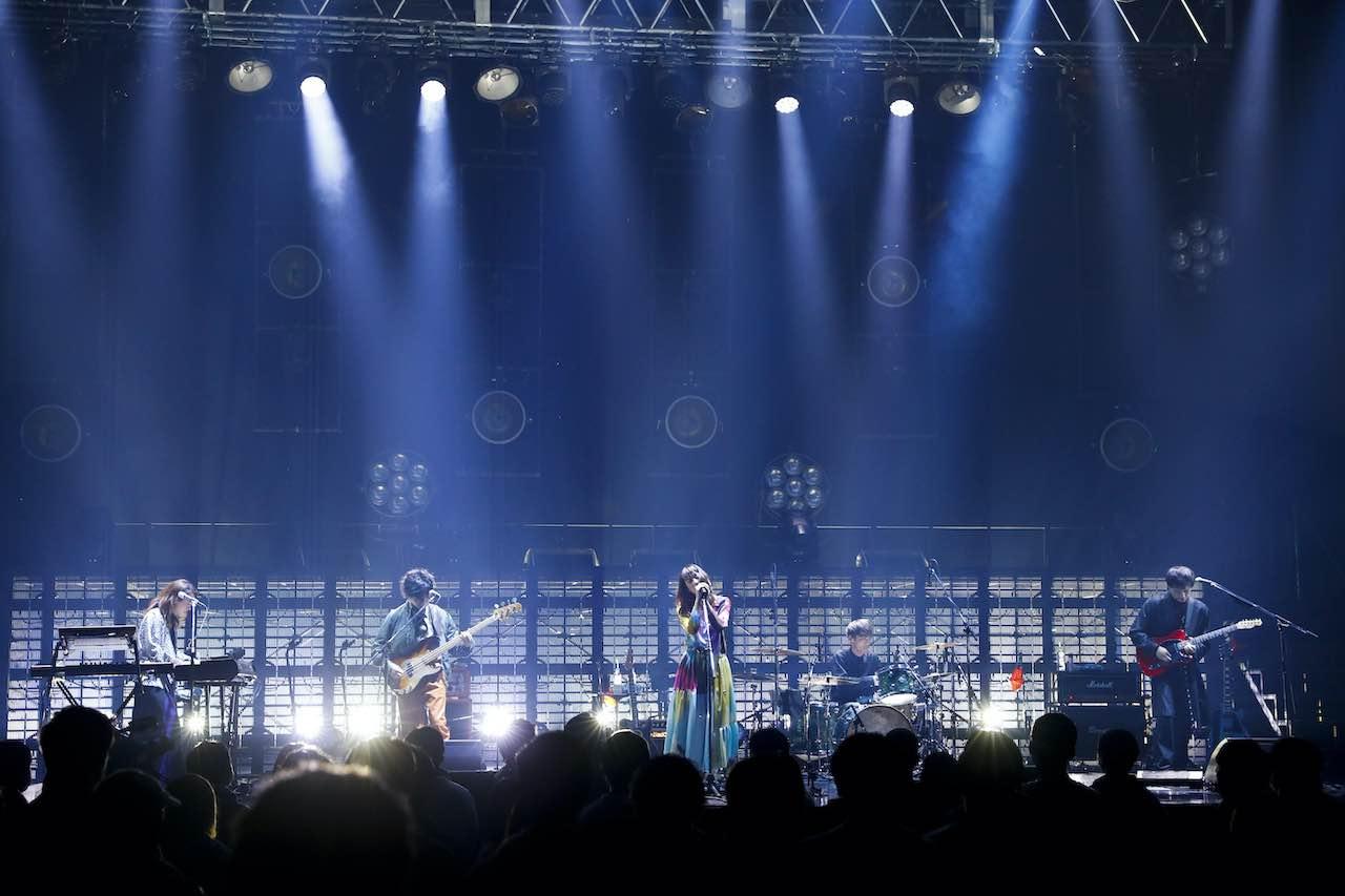 緑黄色社会、有観客配信ライブ開催!「みんなで『SINGALONG』ができて本当によかった!」