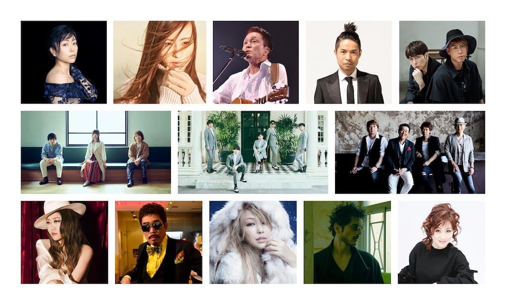 平井堅、CHEMISTRY、ゴスペラーズら豪華アーティスト13組による「SING for ONE -Special Live Night-」緊急配信決定!