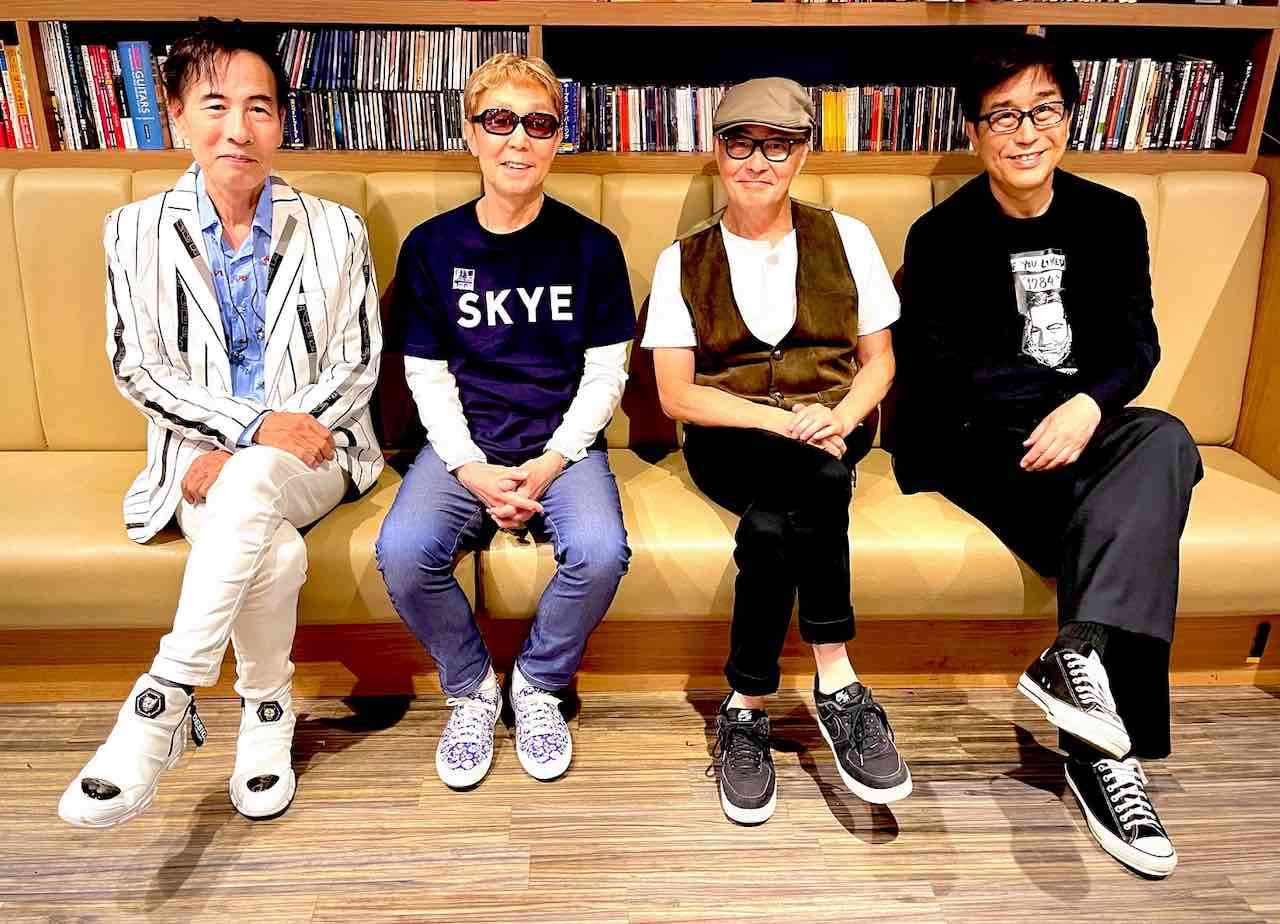 SKYE、アーティスト選曲プログラム『Amusic Diner』10月度番組DJを担当!