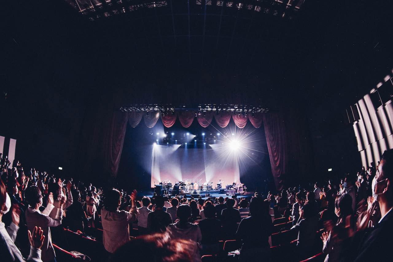 SING LIKE TALKING、2年振りの有観客ライブを中野サンプラザで開催!野外ライブイベント開催を発表!