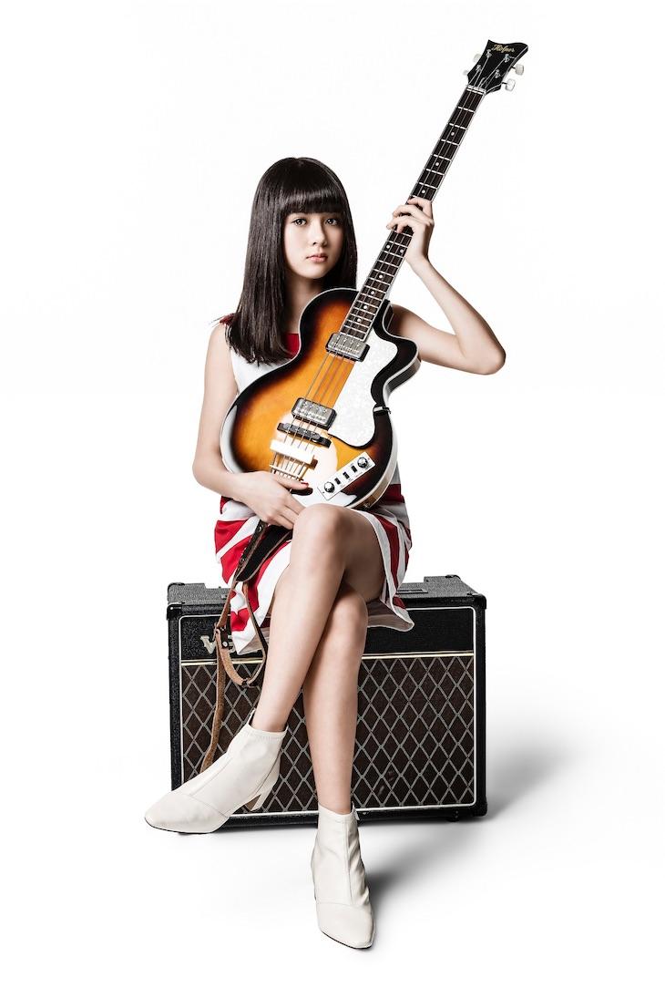 SOLEIL、1stアルバムリリース決定!真島昌利、近田春夫ら豪華作家陣による60'sテイスト溢れる名盤!