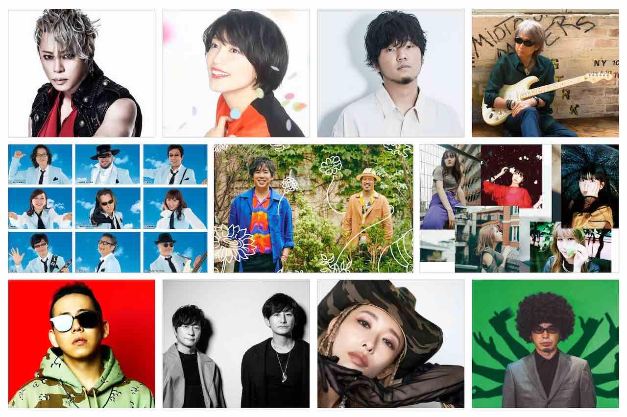 「SING for ONE 〜Special Live Night〜 Season2」出演順・タイムテーブル発表!