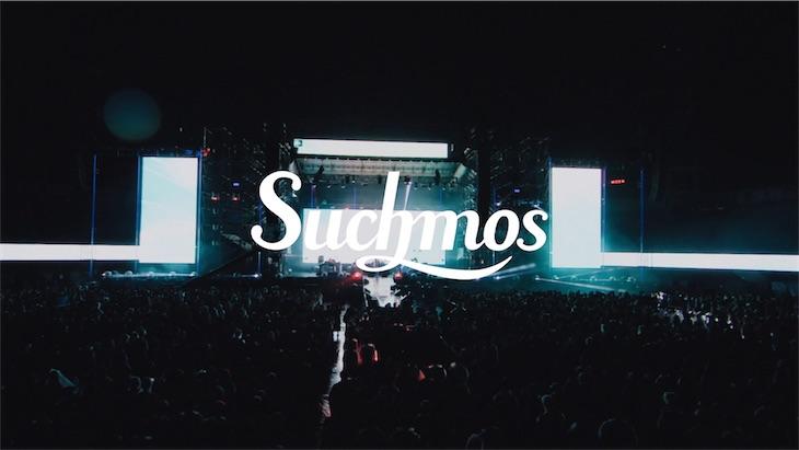 Suchmos、ライブ映像作品から1曲をYouTubeプレミア公開決定!