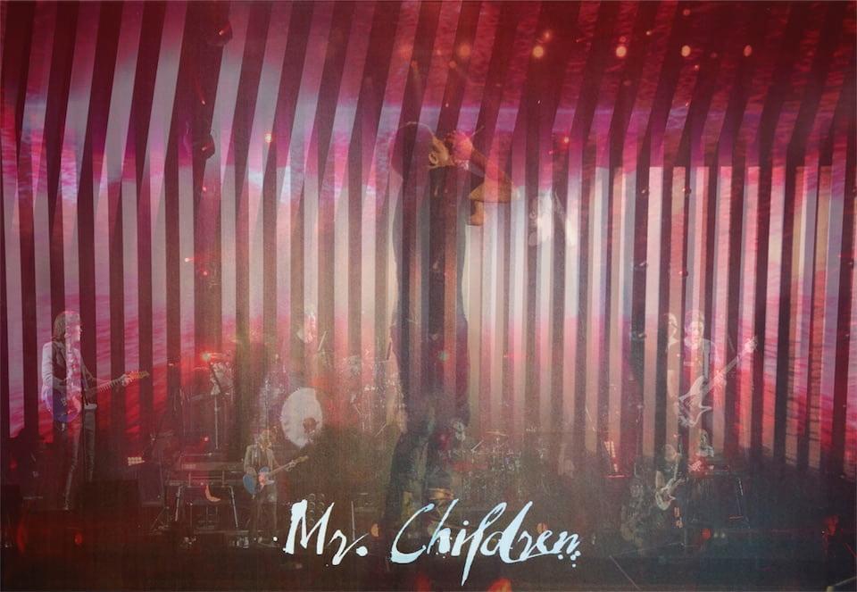 Mr.Children「Mr.Children Tour 2018-19 重力と呼吸」発売決定!