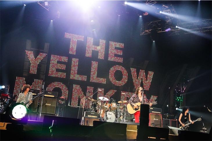 THE YELLOW MONKEY、アリーナツアーの全4セットリストのプレイリストを公開!