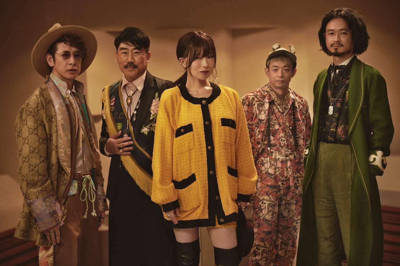 東京事変、2021年第1弾となる新曲「闇なる白」を1月23日零時より配信リリース!