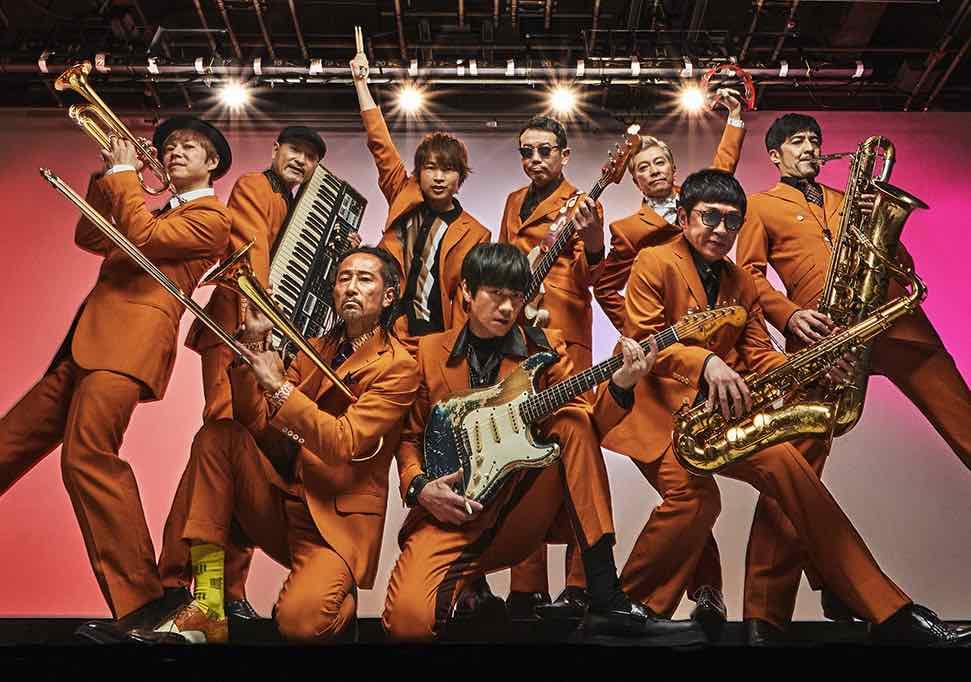 東京スカパラダイスオーケストラ、セッションツアーのゲスト11組を発表!