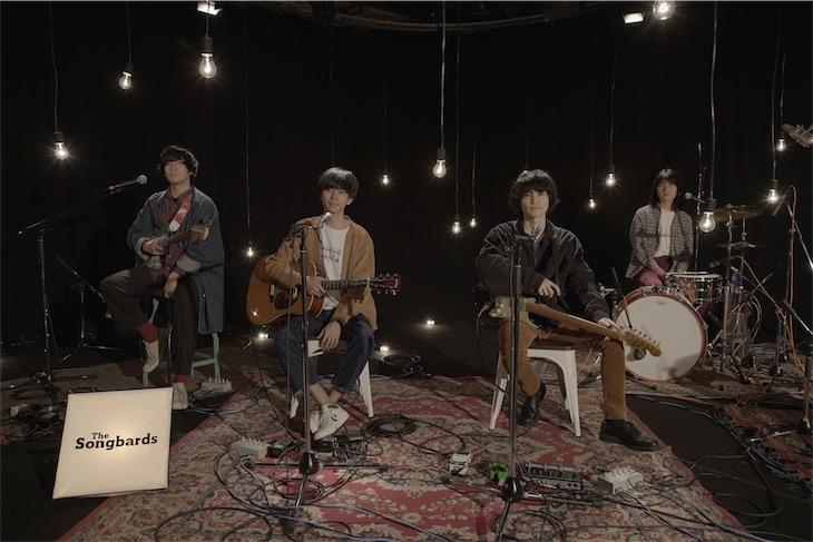 The Songbards、メジャーデビュー記念特番の配信が決定!