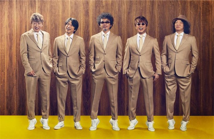 ユニコーン、New Album「UC100V」収録「55」が新TV-CMに起用決定!