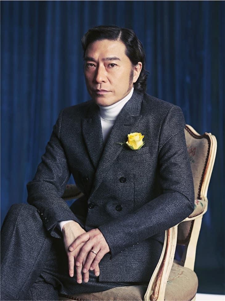 トータス松本、NHK連続テレビ小説「おちょやん」にヒロインの父親役として出演決定!