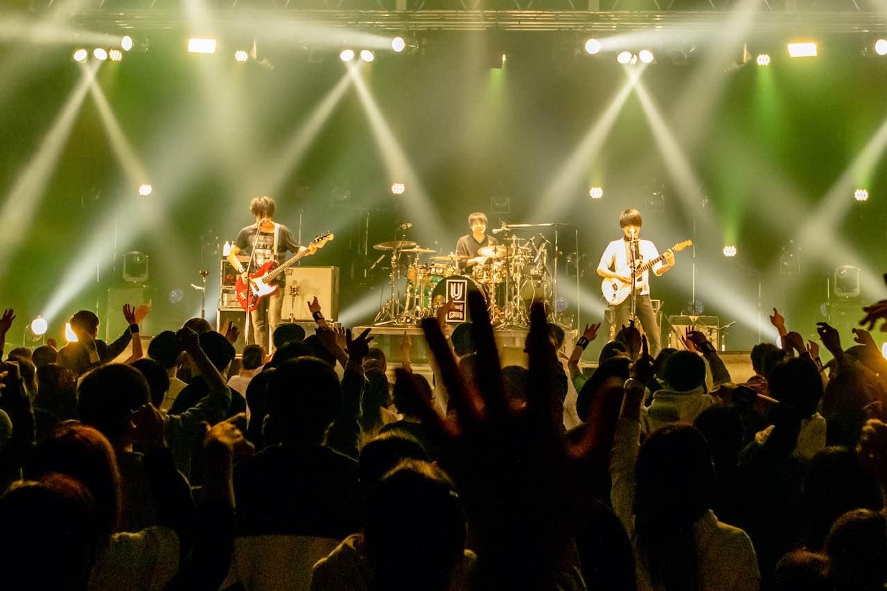 UNISON SQUARE GARDEN、最新ツアーの模様を収めたライブ映像作品リリース決定!