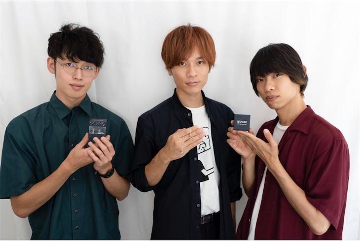 """WEAVER、デビュー10周年記念!""""流星""""をモチーフにしたネックレスを発売!"""