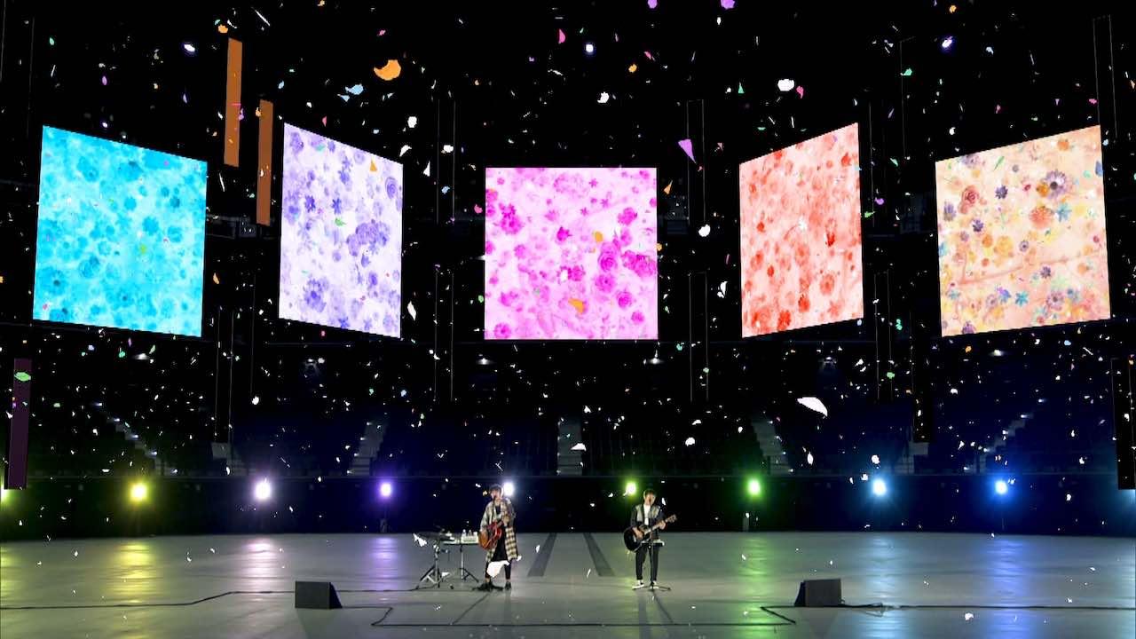 ゆず、オンラインツアーDAY3「新天地」を開催!北川悠仁「必ずここで会いましょう」