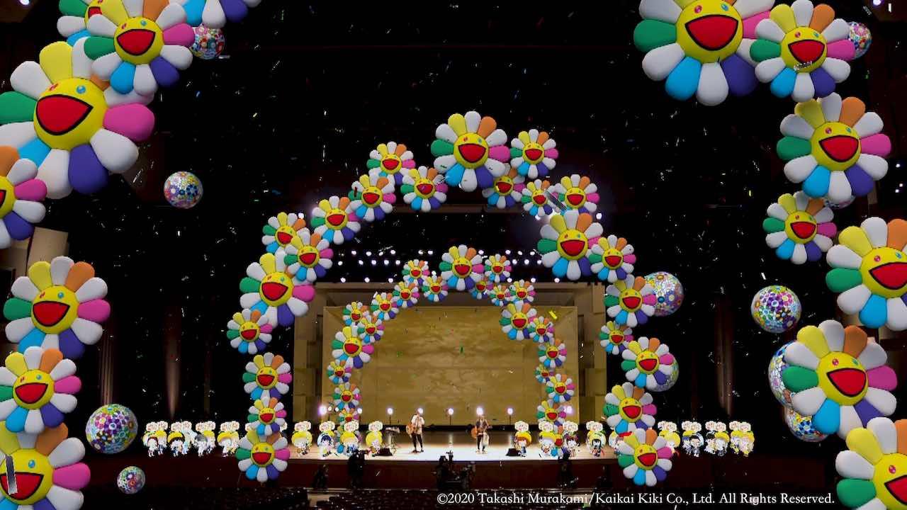 ゆず、オンラインツアー4公演目の会場は12年ぶりの神奈川県民ホール!