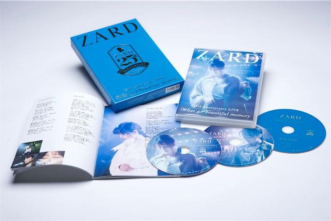 ZARD、25周年記念ライブのDVDアートワーク公開!