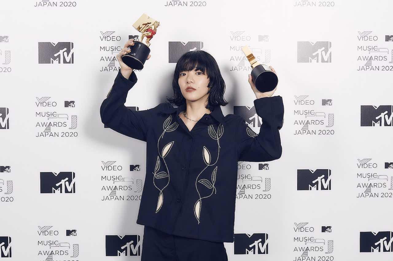 あいみょん、音楽アワード「MTV VMAJ 2020」最優秀ビデオ賞を受賞!
