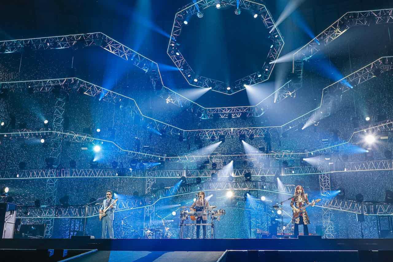 THE ALFEE、横浜アリーナで無観客ライブを実施!グループ最多公演記録を更新!