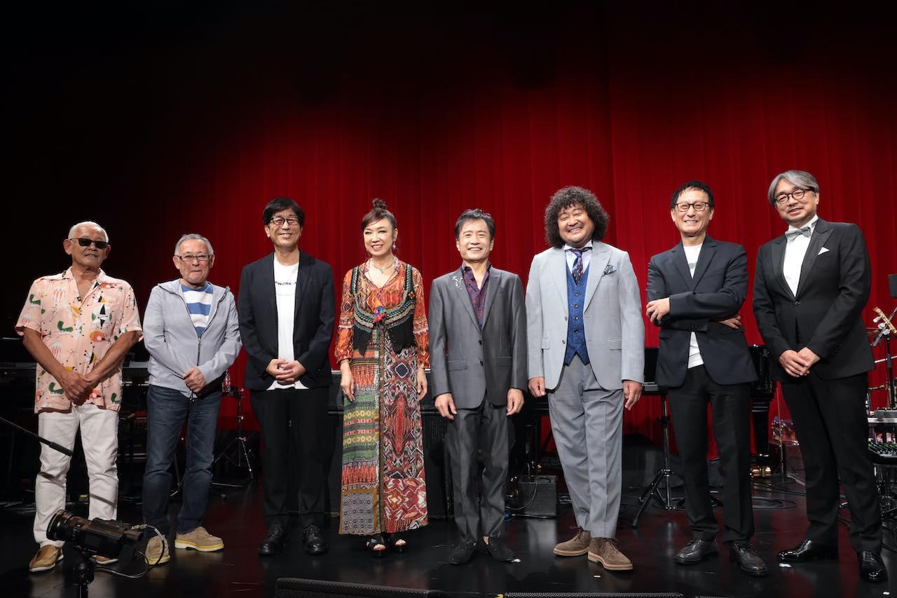 「鳥山雄司~Happy60~」横浜ビルボード オフィシャルライブレポート