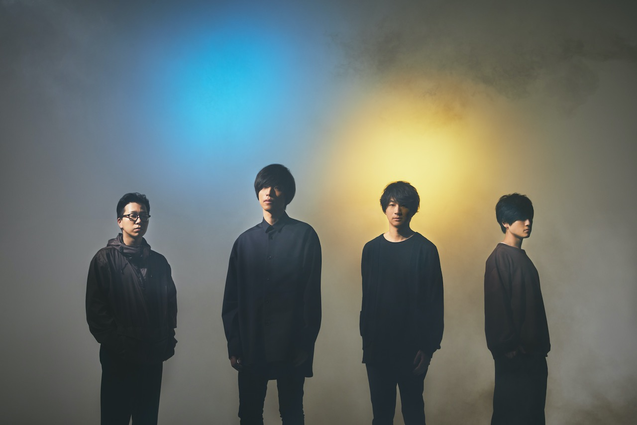 androp、new digital single「RainMan」発売と配信ワンマンライブを同時に発表!