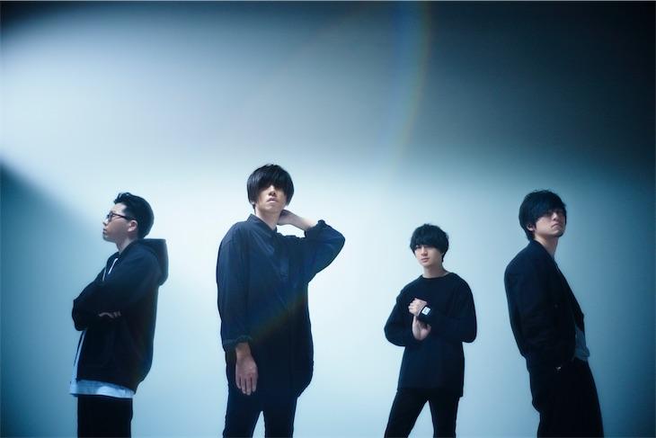 androp、ニューアルバムより新曲「Hanabi」のスタジオライブ映像を公開!