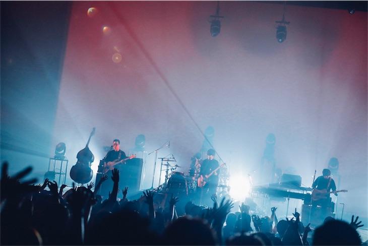 Aimerがゲスト参加!androp、ホールツアーファイナルをパシフィコ横浜にて開催!全国ライブハウスツアー開催も発表!