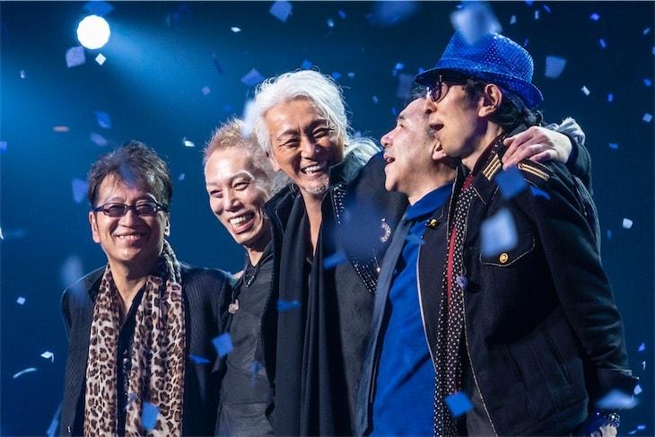 安全地帯、バンド史上初の甲子園球場ライブを2020年早春放送決定!