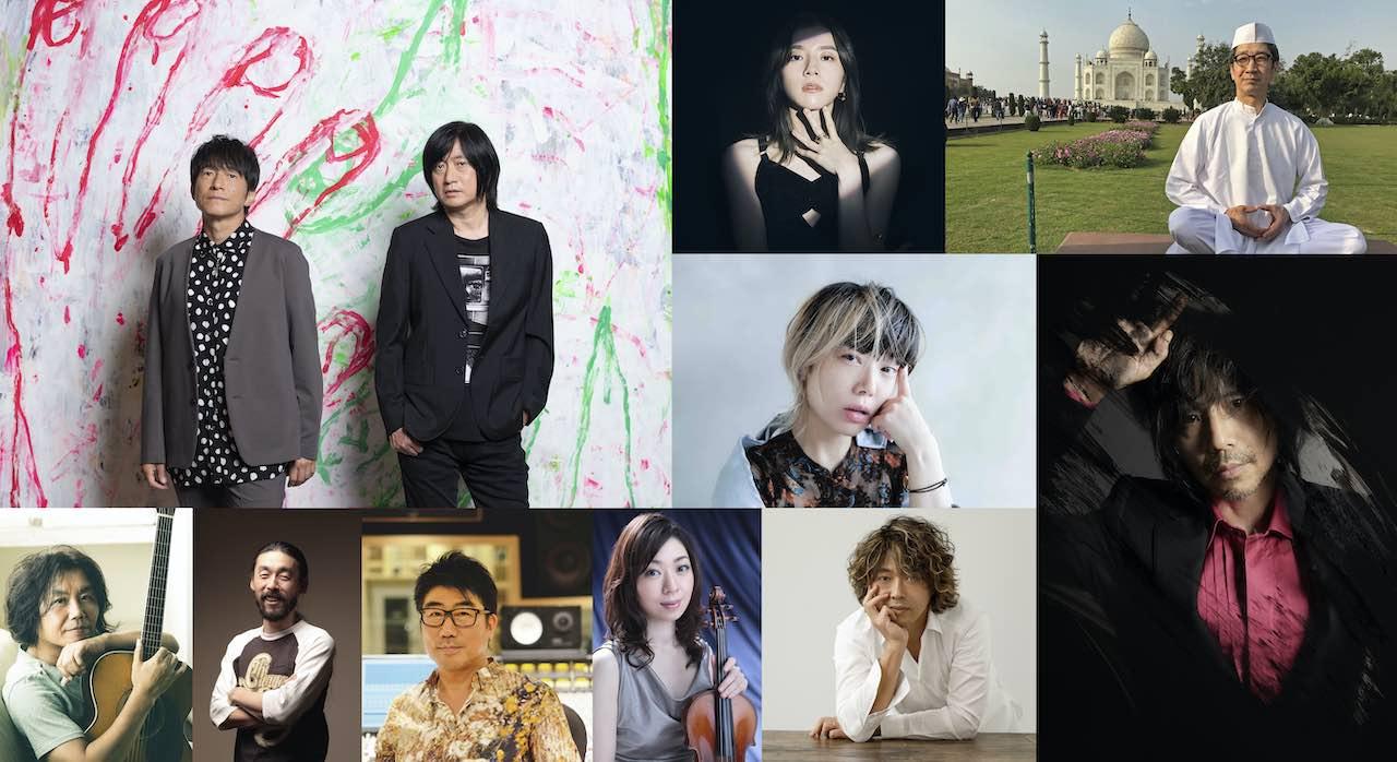 Bank Band、KAN、Salyu、宮本浩次、miletが出演!ap bank fes 初の無観客生配信ライブ開催決定!