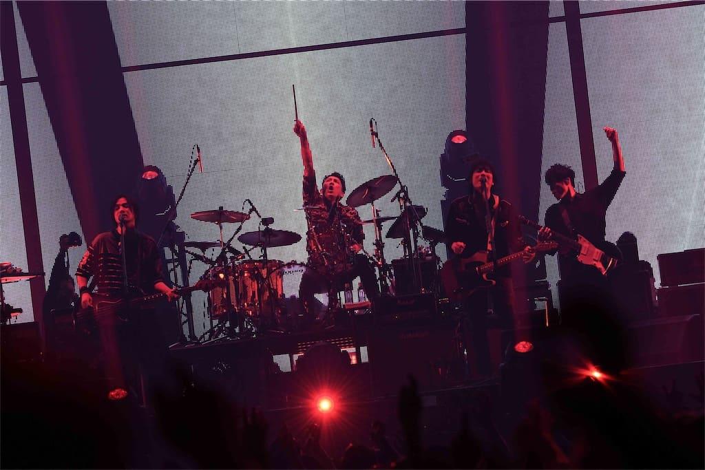 back number、大阪城ホール公演の模様をWOWOWでいよいよ11月30日に放送!