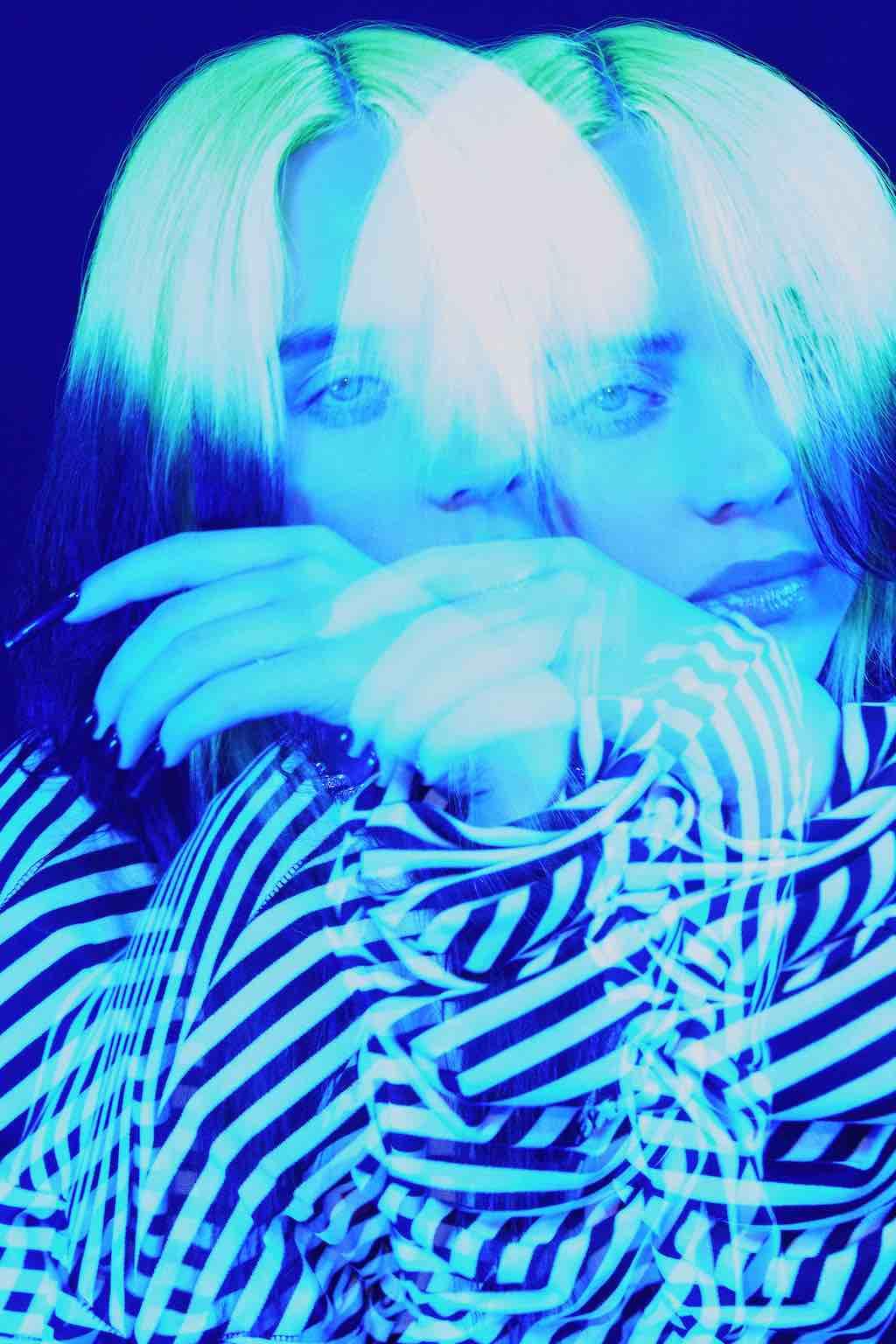 ビリー・アイリッシュ、5か月半ぶりの新曲「my future」配信開始!MVも同時公開!