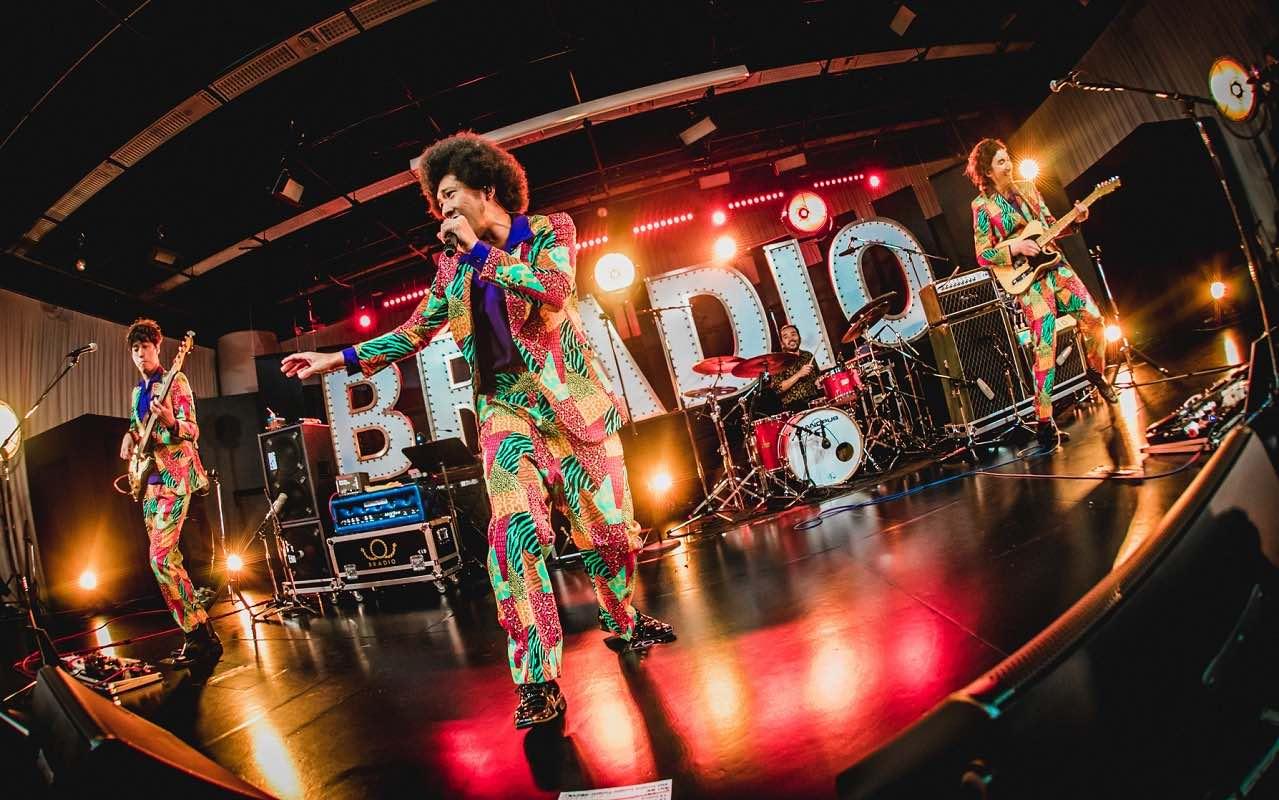 BRADIO、初の無観客有料配信ライブアーカイブ配信スタート!12月12日には初のパシフィコ横浜公演決定!