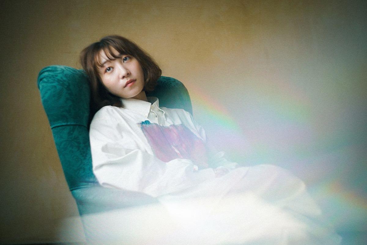 果歩、全曲弾き語り音源を収録したEP「女の子の憂鬱」デジタルリリース決定!