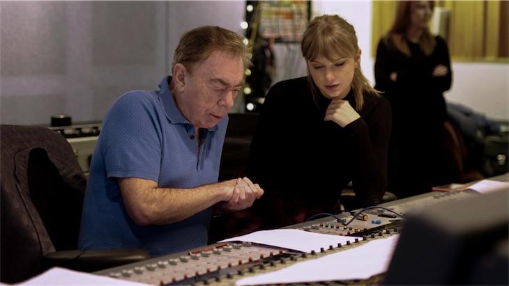 テイラー・スウィフト&アンドリュー・ロイド=ウェバーが映画『キャッツ』のために新曲を共同制作した事を発表!