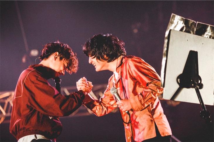 石崎ひゅーい、初出演のCDJステージで菅田将暉が登場!