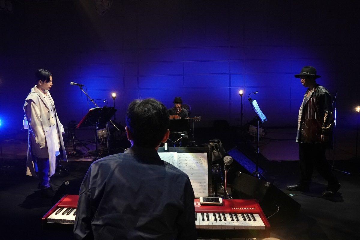 CHEMISTRY、初ライブの地でライブ配信開催!12月には有観客ライブも開催決定!