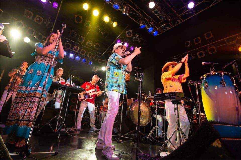 クレイジーケンバンド「ハワイの夜 2019」オフィシャル・ライブレポート
