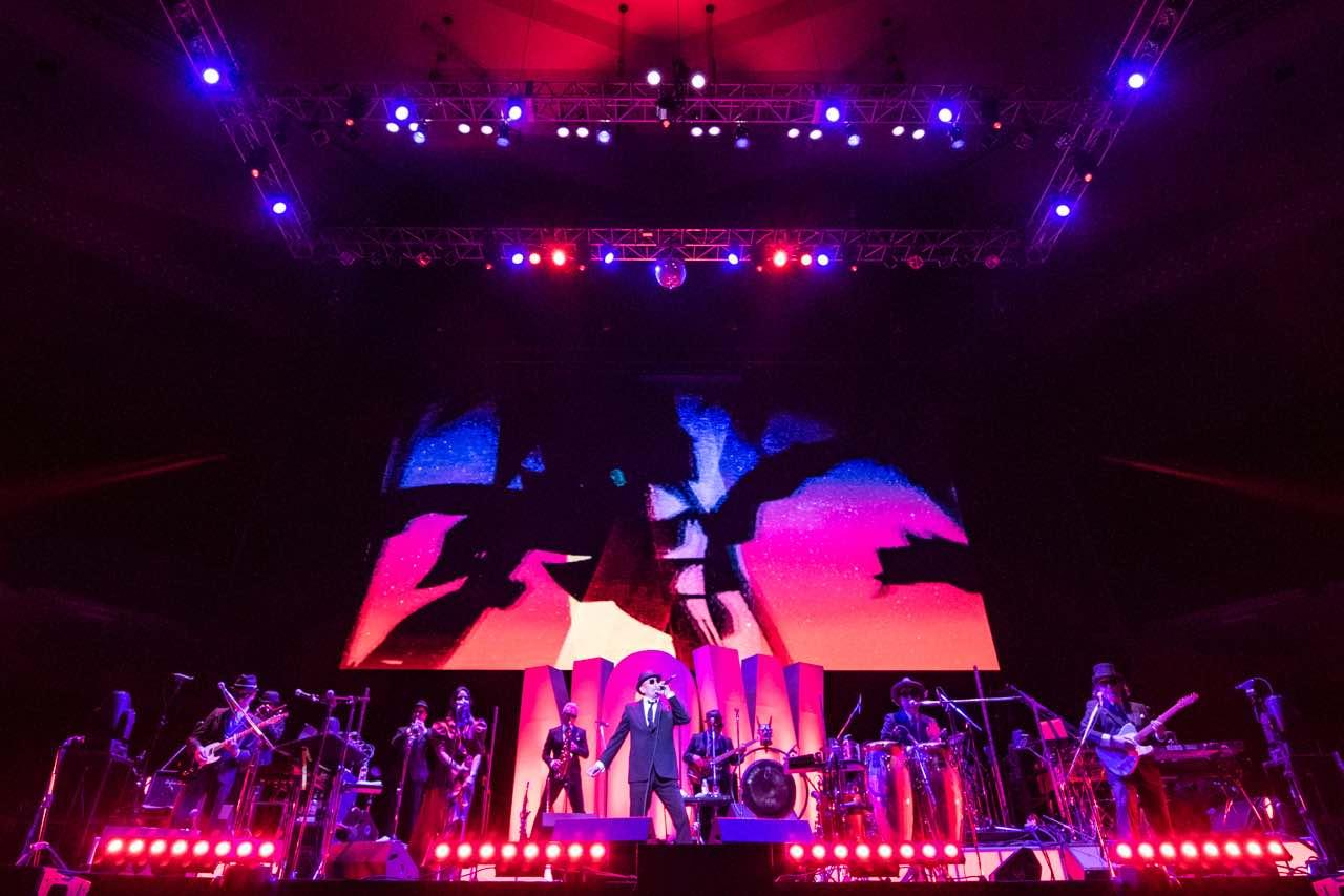 CRAZY KEN BAND、ニューアルバム「NOW」を引っ提げた15年ぶりの日本武道館公演を開催!