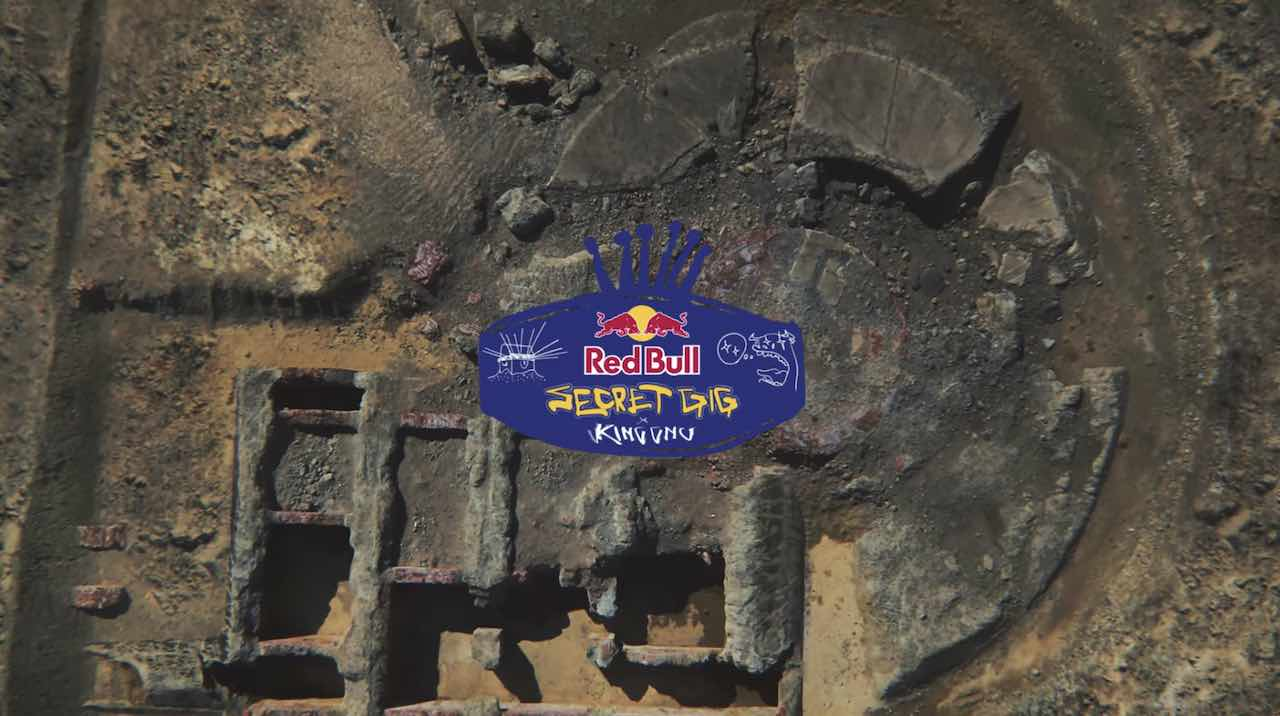 Red Bull × King Gnuが仕掛ける前代未聞のシークレットライブの一部が動画公開!